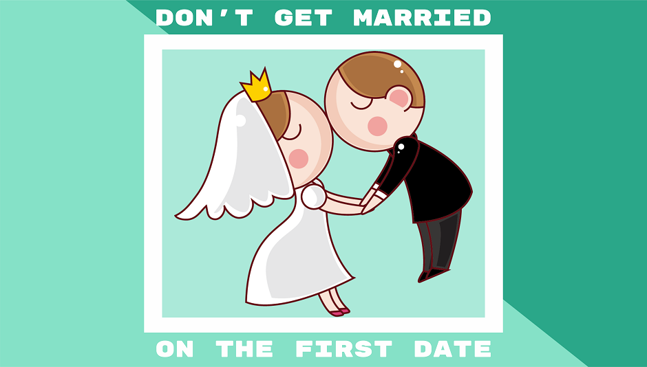 Don't get married on the first date. Or What makes your online shop efficient.