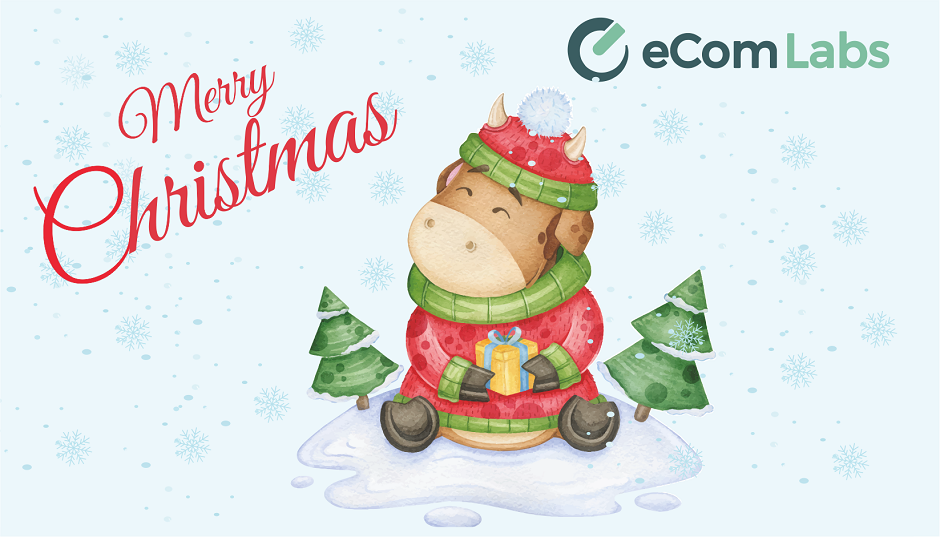 MERRY e-commerce CHRISTMAS!