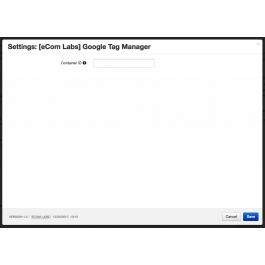 """CS-Cart """"Google Tag Manager"""" Add-on"""
