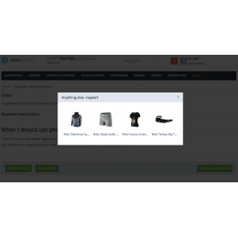 """CS-Cart """"Up-sells And Cross-sells"""" Add-on"""