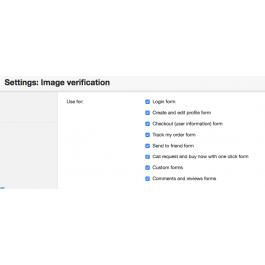 "CS-Cart ""Google reCAPTCHA"" Add-on"