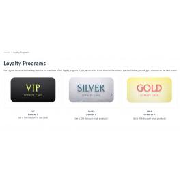 "CS-Cart ""Loyalty Program"" Add-on"