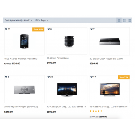 "CS-Cart ""Product Likes"" Add-on"