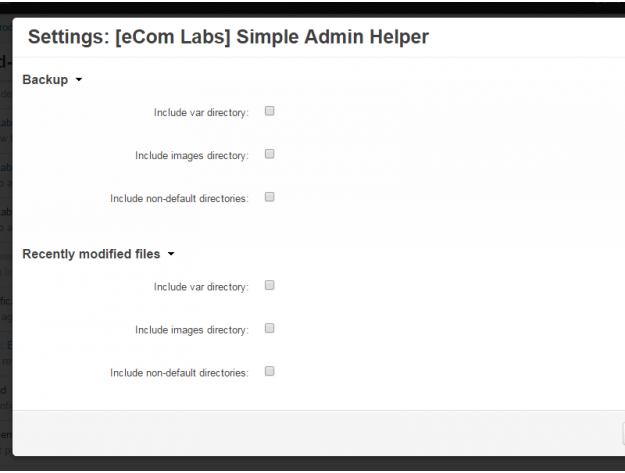 "CS-Cart ""Simple Admin Helper"" Add-on"