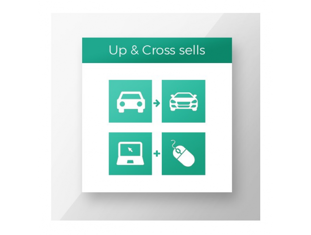 "CS-Cart ""Up-sells And Cross-sells"" Add-on"