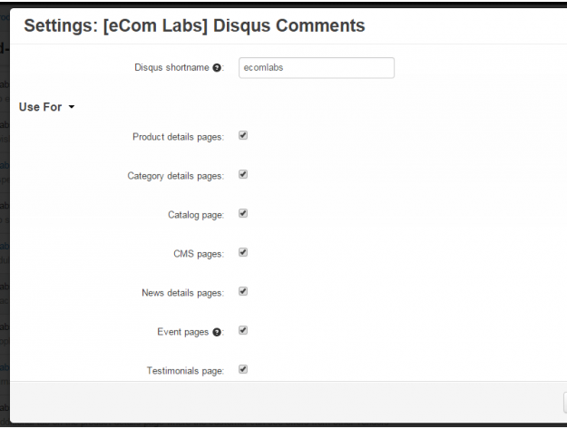"CS-Cart ""Disqus Comments"" Add-on"