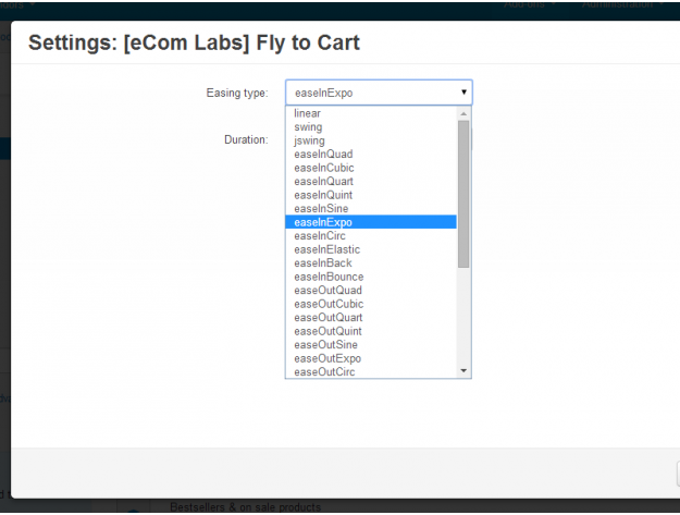 "CS-Cart ""Fly to Cart"" Add-on"