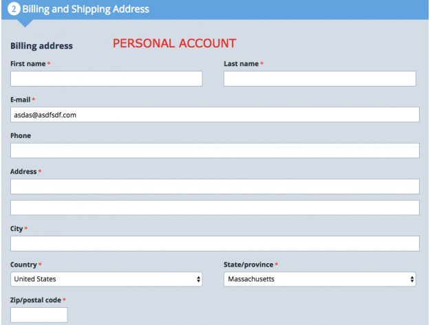 "CS-Cart ""Individual/Business Accounts"" Add-on"